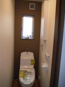 B・トイレ