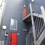 8世帯・アパート新築工事